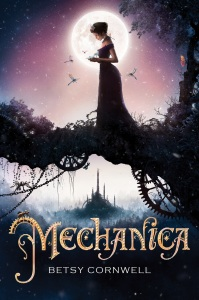 YA - Cornwell - Mechanica