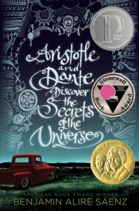 Aristotle and Dante Discover The Secrets of the Universe - Benjamin Alire Saenz