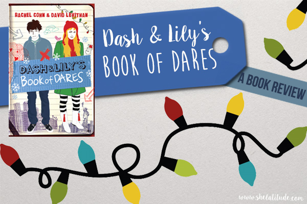Book Review Dash & Lily Book of Dares