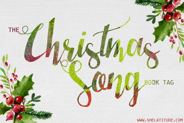 Christmas Song Book Tag - Christmas Book Tag