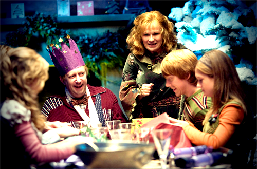 weasley-christmas-the-weasley-family