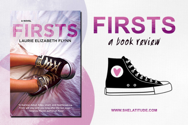 Book-Review-Firsts-Laurie-Elizabeth-Flynn