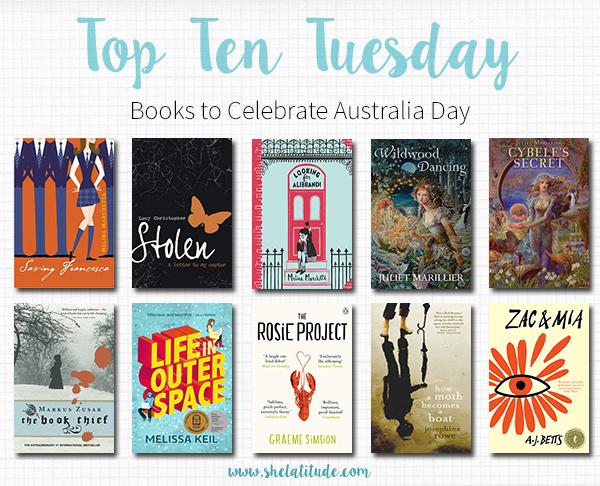 Top-Ten-Tuesday-Books-Australia-Day