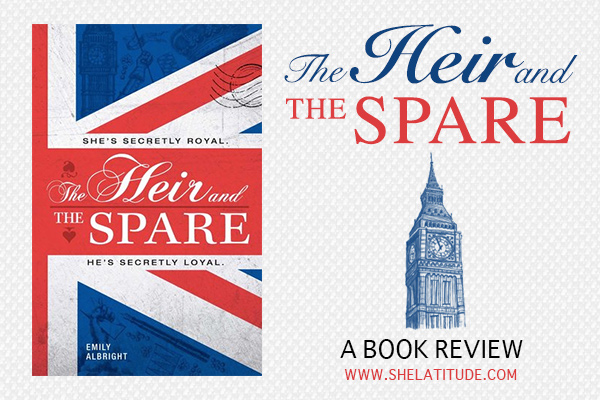 Book-Review-The-Heir-and-the-Spare-Emily-Albright