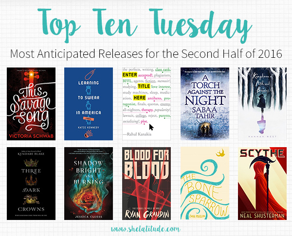 Top-Ten-Tuesday-Most-Anticipated-Releases-for-the-Second-Half-of-2016