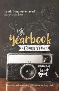 The Yearbook Committee Sarah Ayoub