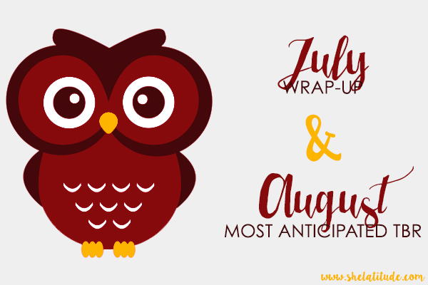 July-Wrap-Up-&-August-TBR-Book-Blog