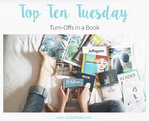 Top-Ten-Tuesday-Turn-offs-In-A-Book