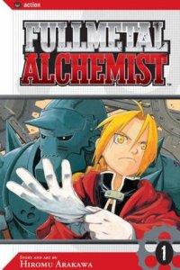 Fullmetal Alchemist Hiromu Arakawa Volume 1 Manga