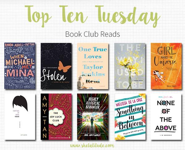 top-ten-tuesday-book-club-reads