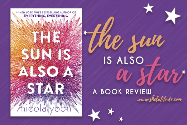 the-sun-is-also-a-star-nicola-yoon-book-review