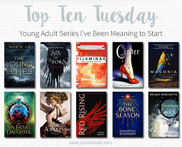 Young adults series